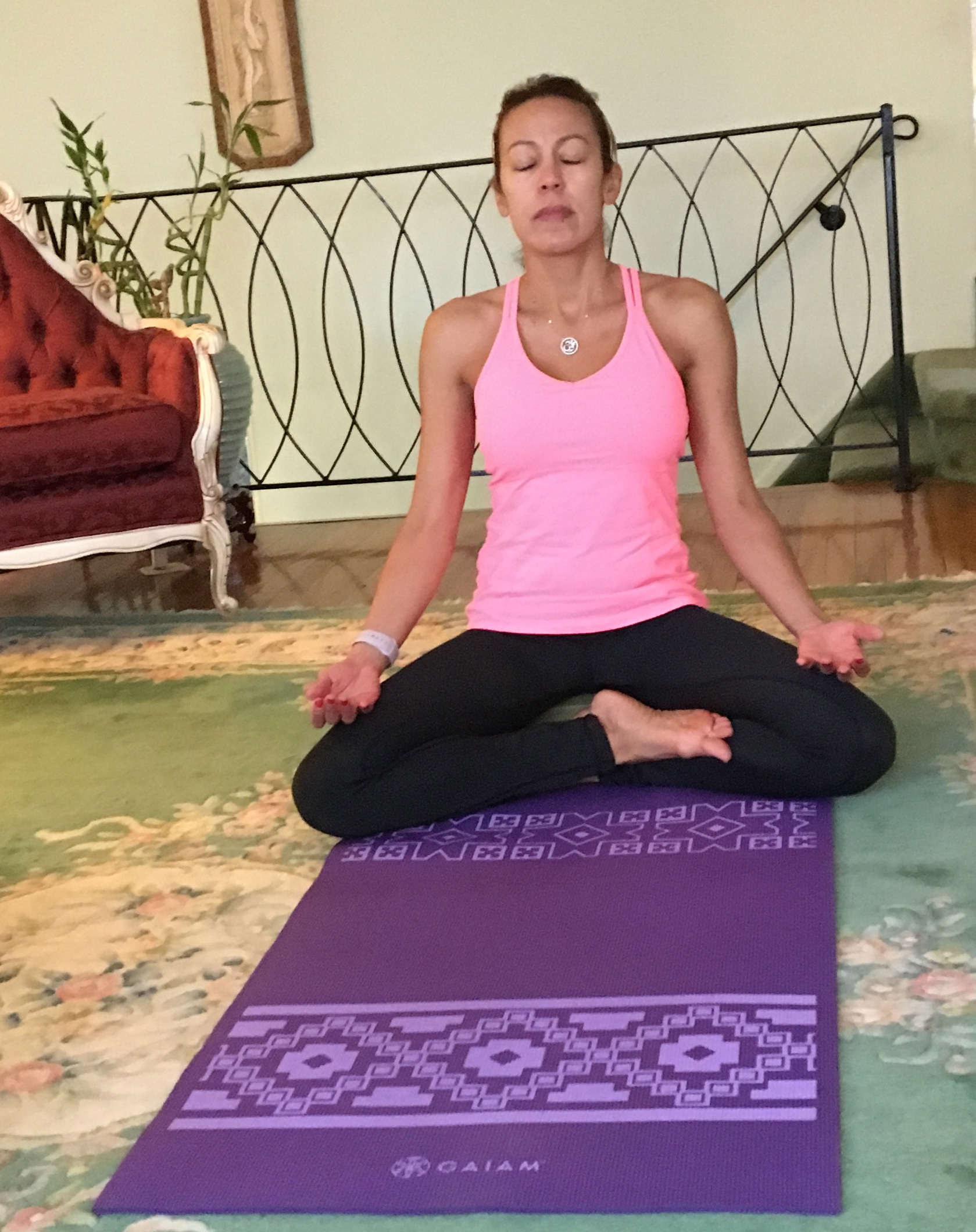 Yoga Poses to Lower High Blood Pressure - I AM Yoga Health