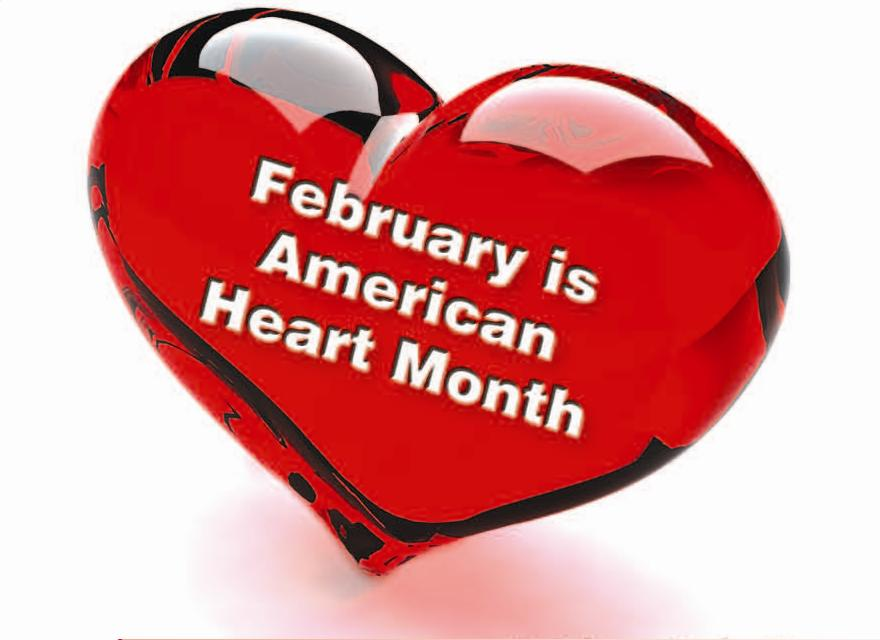 Image result for American heart month